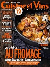 cuisine et vins de recette abonnement magazine cuisine et vins de relay com