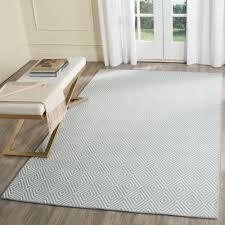 Ivory Wool Rug 8 X 10 Safavieh Wilton Light Blue Ivory 8 Ft X 10 Ft Area Rug Wil715b 8