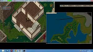 house design ultima online wts two story wood u0026 plaster house swamps near destard