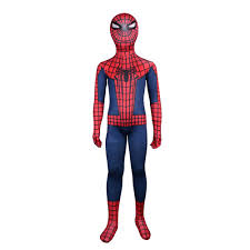 China Man Halloween Costume Buy Wholesale Amazing Spider Man Classic Suit China