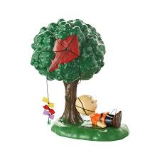 retired dept 56 halloween department 56 4053056 kite eating tree