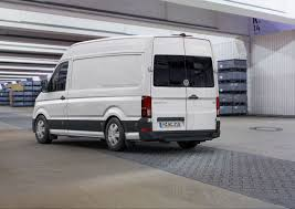 volkswagen crafter 2017 interior new 2017 volkswagen crafter debuts with fwd option us market