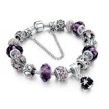 european style bracelet charms images European style crystal charm bracelet for women deloja jpg