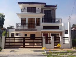 modern fence design philippines thesouvlakihouse com