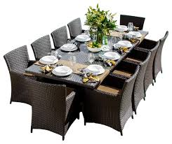 12 person outdoor dining table charming awesome 10 person outdoor dining set of 12 table find for