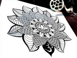lotus mandala designs fashionlite