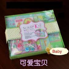 baby scrapbook album hot scrapbooking set baby scrapbook kit 8 inch children s albums