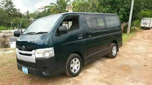 toyota hiace 2009 toyota hiace for sale in kingston jamaica for 2 350 000 buses