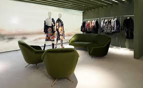 prada presents iconic chairs by 20th century italian designer