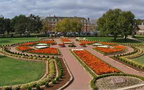 Okstate Campus Map Osu Foundation Formal Garden Brick Campaign Facilities Management