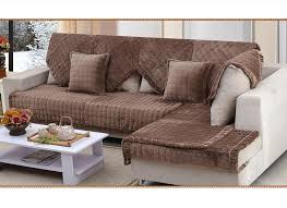Sofa Covers For Sectionals Sectional Chaise Sofa Cover 1025theparty