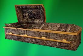 casket companies is everything better when wrapped in camo some casket companies