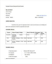 resume formats for engineers fresher engineer resume templates 6 free word pdf format
