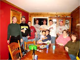 thanksgiving date 2006 zanesville gang group shot album