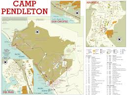 Military Bases In United States Map by Base Maps U2014 Mccs Camp Pendleton