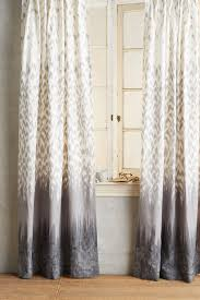 Anthropologie Ruffle Shower Curtain Laxmi Curtain Anthropologie