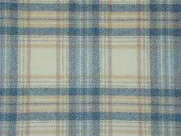 ivory upholstery fabric highland wool tartan check ivory sand teal curtain upholstery