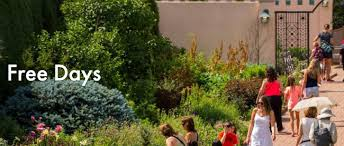 Denver Botanic Gardens Denver Botanic Gardens 2018 Free Days Out And About Denver