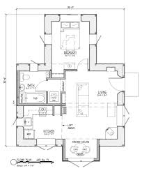 house floor plans with loft applegate straw bale cottage plans strawbale com