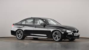 used bmw 3 series 320d m sport 4dr business media black