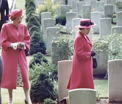 Where Is Diana Buried by The Queen At 90 The Most Important Photo From Every Single Year