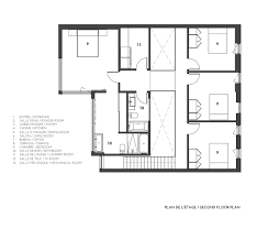 Powder Room Floor Plans by Gallery Of Maison Mentana Em Architecture 15