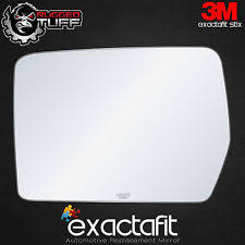 ford f150 replacement mirror exactafit 8615l replacement lens side mirror glass fits left