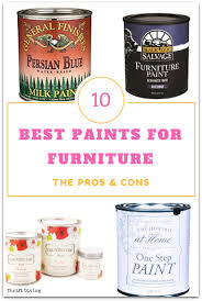 what u0027s the best paint for furniture thrift diving blog