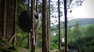 suspended tree tent by luminair hiconsumption