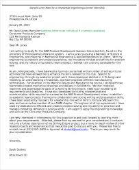 sample student letter