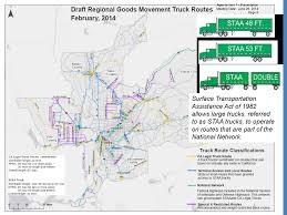 Truck Route Maps Road Transportation In The Delta Maven U0027s Notebook Water News