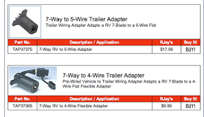 wesbar flat five trailer wiring page 2 teamtalk