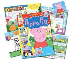 peppa pig magazine 60 southern savers