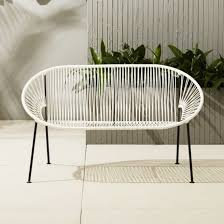 Modern Furniture Bench Fascinating Outdoor Modern Chairs 1acapulco Home Design Outdoor