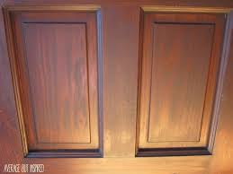 Interior Door Stain How To Refinish An Exterior Door The Easy Way