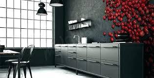 papier peint lessivable cuisine papier peint cuisine lessivable tapisserie cuisine idees de design
