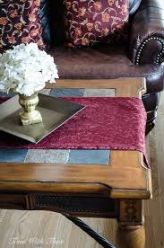 best 25 coffee table runner ideas on pinterest grey check