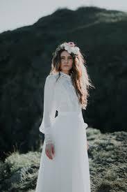robe mariã e rennes atelier être soie même collection 2018 robes de mariée le