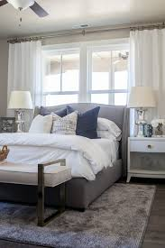 Paint Color Portfolio Pale Blue Bedrooms Apartment Therapy by Guestroom Inspiration Alice Lane Home Collection Daybreak Lake