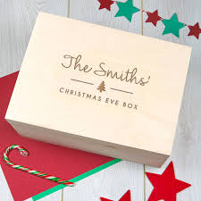 personalised christmas eve boxes notonthehighstreet com