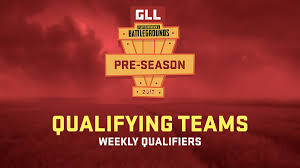 pubg qualifiers gll on twitter the teams for gll can now be found here https