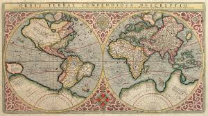 Mercator World Map by Mysterious Maps In Search Of Ancient Aliens