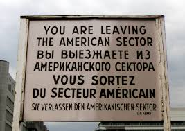 How To Display American Flag On Wall 8 Things You Should Know About Checkpoint Charlie History In The
