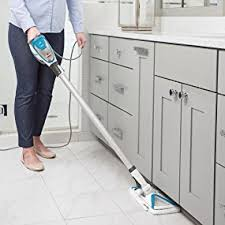Hardwood Floor Steamer Amazon Com Bissell Powerfresh Slim Hard Wood Floor Steam Cleaner
