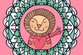 coloriage mandala pour les petits sur hugolescargot com