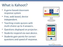 class response system calum thompson mmu using kahoot as a classroom response system