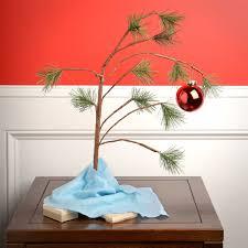 linus christmas tree product works peanuts 14 brown christmas tree with linus