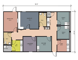 doctor office floor plan community pediatric clinic layout google search projects to try