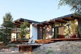 midcentury inspired california home is an indoor outdoor dream