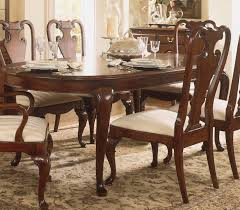 queen anne dining room furniture queen anne cherry dining room table and chairs dining room tables